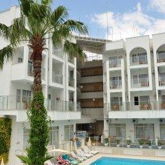 Отель Club Atrium Marmaris Мармарис бассейн