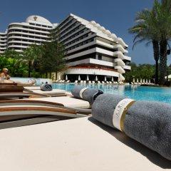 Rixos Downtown Antalya Турция, Анталья - 7 отзывов об отеле, цены и фото номеров - забронировать отель Rixos Downtown Antalya онлайн бассейн