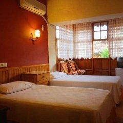 Отель Tas Motel Сиде комната для гостей фото 3