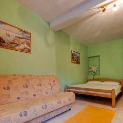 Отель Studio Petkovic Черногория, Тиват - отзывы, цены и фото номеров - забронировать отель Studio Petkovic онлайн комната для гостей