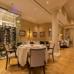 Stanhope Hotel Brussels by Thon Hotels питание