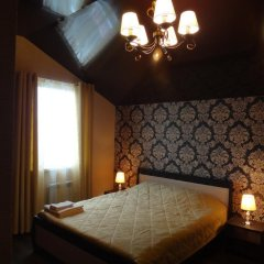 Отель Лог Хаус Нижний Новгород комната для гостей фото 3