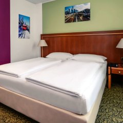 Отель Mercure Westbahnhof Вена комната для гостей фото 3