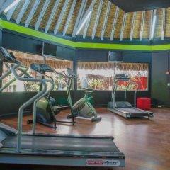 Отель Sofitel Bora Bora Marara Beach Resort Бора-Бора фитнесс-зал фото 2