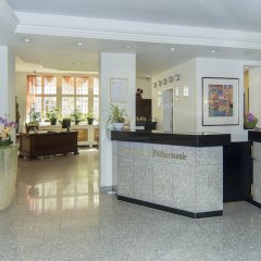 Отель An der Philharmonie Германия, Кёльн - 1 отзыв об отеле, цены и фото номеров - забронировать отель An der Philharmonie онлайн интерьер отеля