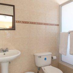 Отель Rose Hall de Luxe ванная