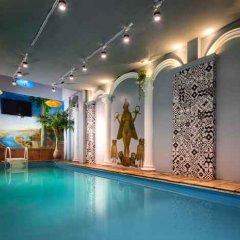 Отель Хостел Babylon Garden Inn Вьетнам, Ханой - отзывы, цены и фото номеров - забронировать отель Хостел Babylon Garden Inn онлайн бассейн фото 3