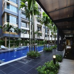 Отель Siamese Nanglinchee Бангкок спа