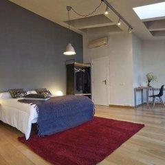 Отель Bonanova Attic Cdb Испания, Барселона - отзывы, цены и фото номеров - забронировать отель Bonanova Attic Cdb онлайн комната для гостей фото 3