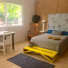 Отель Casa Canario Zuno, Hostel Lafayette Мексика, Гвадалахара - отзывы, цены и фото номеров - забронировать отель Casa Canario Zuno, Hostel Lafayette онлайн комната для гостей фото 2