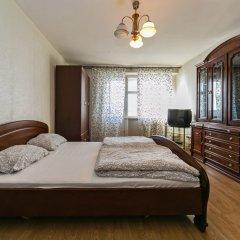 Апартаменты ApartLux Varshavskaya Москва комната для гостей фото 5