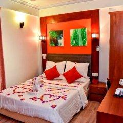 Отель Гостевой Дом Crystal Crown Maldives Мальдивы, Северный атолл Мале - отзывы, цены и фото номеров - забронировать отель Гостевой Дом Crystal Crown Maldives онлайн комната для гостей фото 4