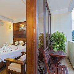 Kiman Hotel балкон