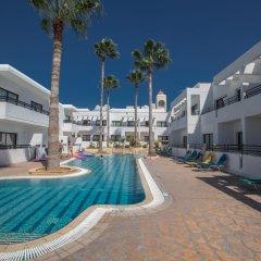 Отель Апарт-отель Anthea Кипр, Айя-Напа - - забронировать отель Апарт-отель Anthea, цены и фото номеров бассейн фото 2