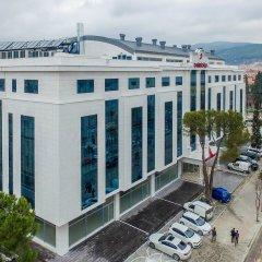 Demircioglu Park Hotel Турция, Мугла - отзывы, цены и фото номеров - забронировать отель Demircioglu Park Hotel онлайн балкон