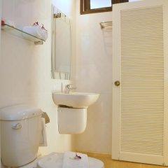 Отель The Click Guesthouse ванная