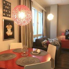 Апартаменты City Apartment Ювяскюля в номере
