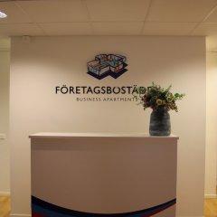 Отель Klara Strand Företagsbostäder удобства в номере фото 2