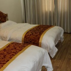Jingan Express Hotel комната для гостей фото 4