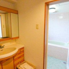 Отель Resort Mansion SeaZone Центр Окинавы ванная