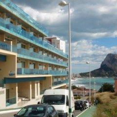 Отель AP Costas - Nova Calpe парковка