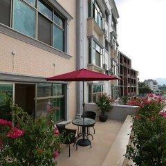 Отель 520 Resort Hotel Китай, Шэньчжэнь - отзывы, цены и фото номеров - забронировать отель 520 Resort Hotel онлайн балкон