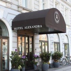 Hotel Alexandra вид на фасад фото 5
