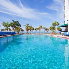 Отель Holiday Inn Lido Beach, Sarasota бассейн фото 2