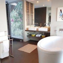 Отель Villa Manatea - Moorea Французская Полинезия, Папеэте - отзывы, цены и фото номеров - забронировать отель Villa Manatea - Moorea онлайн ванная