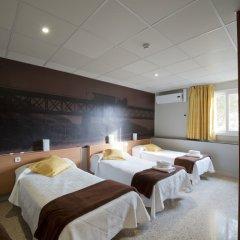 Hotel Restaurant Guilleumes комната для гостей фото 4
