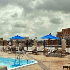 Отель Holiday Inn Washington-Central/White House бассейн
