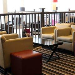 Отель Crowne Plaza Manchester Airport Великобритания, Манчестер - 1 отзыв об отеле, цены и фото номеров - забронировать отель Crowne Plaza Manchester Airport онлайн балкон