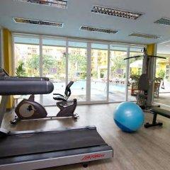 Grand Bella Hotel фитнесс-зал