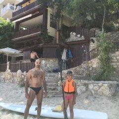 Отель Morski Briag Hotel Болгария, Золотые пески - отзывы, цены и фото номеров - забронировать отель Morski Briag Hotel онлайн спортивное сооружение