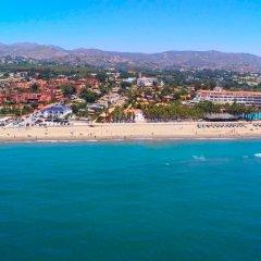 Отель Diverhotel Dino Marbella пляж
