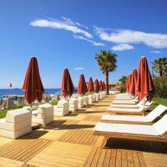 Отель Marti Myra - All Inclusive пляж фото 2