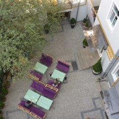 Гостиница Z-One Aparthotel балкон