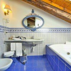 Отель Best Western Hotel Piemontese Италия, Турин - 1 отзыв об отеле, цены и фото номеров - забронировать отель Best Western Hotel Piemontese онлайн ванная