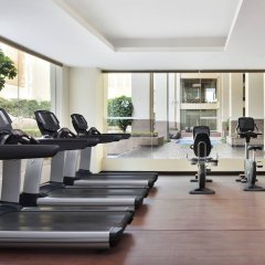Jaipur Marriott Hotel фитнесс-зал фото 3
