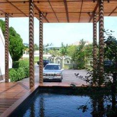Отель The Green Golf Residence Phuket парковка
