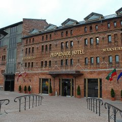 Promenade Hotel Лиепая