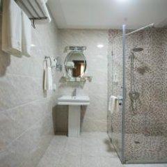 Отель Daniel Hill Hotel Узбекистан, Ташкент - отзывы, цены и фото номеров - забронировать отель Daniel Hill Hotel онлайн ванная