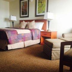 Отель Budget Host Platte Valley Inn комната для гостей фото 2