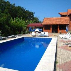 Отель Penaty Pansionat Сочи бассейн