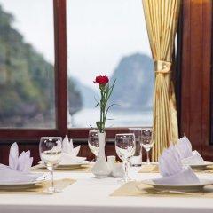 Отель Halong Lavender Cruises питание фото 3