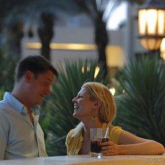Отель InterContinental Resort Aqaba гостиничный бар