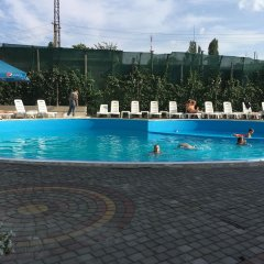 Гостиница Каравелла Николаев бассейн