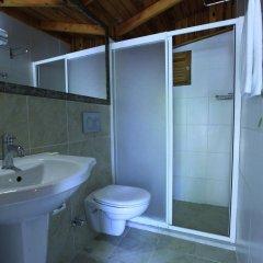 Leda Beach Hotel Сиде ванная