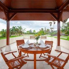 Отель The Residence Resort & Spa Retreat балкон