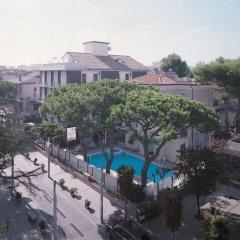 Отель Adriatica Италия, Риччоне - отзывы, цены и фото номеров - забронировать отель Adriatica онлайн балкон